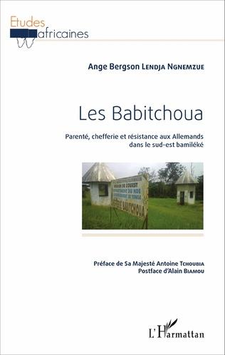 Couverture Les Babitchoua