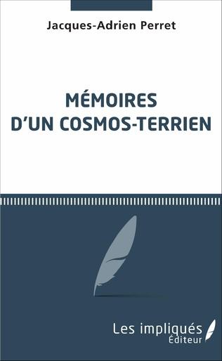 Couverture Mémoires d'un cosmos-terrien