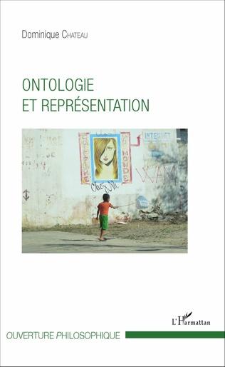 Couverture Ontologie et représentation