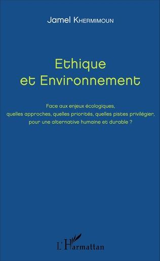 Couverture Ethique et Environnement