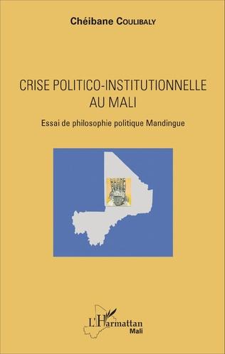Couverture Crise politico-institutionnelle au Mali