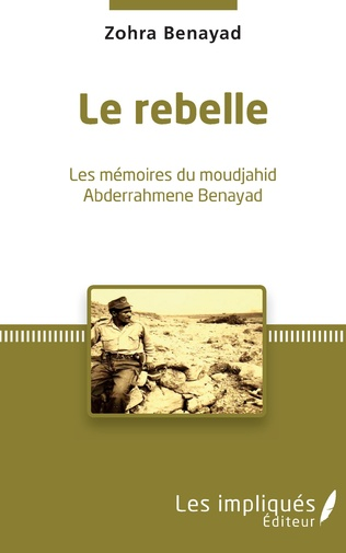 Couverture Le Rebelle