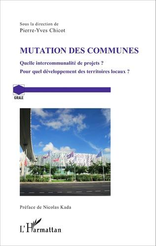 Couverture Mutation des communes