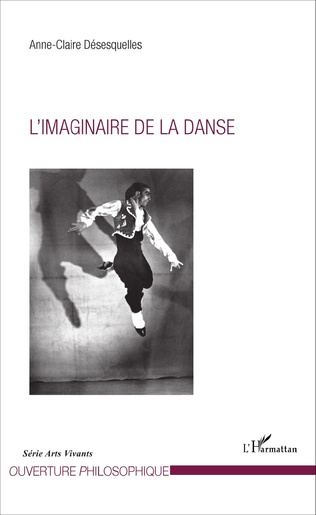 Couverture L'imaginaire de la danse