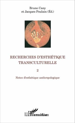 Couverture Recherches d'esthétique transculturelle 2