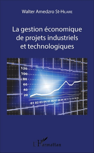 Couverture La gestion économique de projets industriels et technologiques