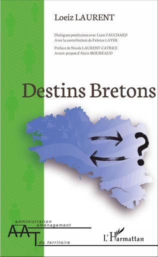 Couverture Destins Bretons