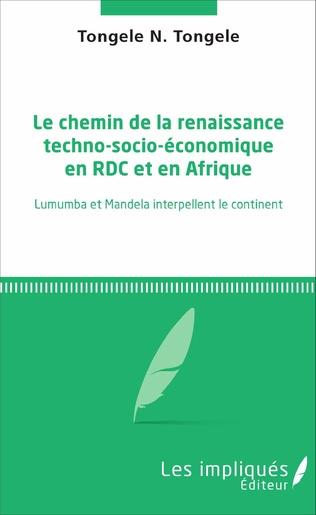 Couverture Le chemin de la renaissance techno-socio-économique en RDC et en Afrique