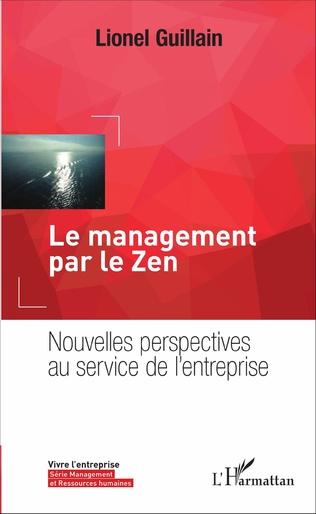 Couverture Le management par le zen