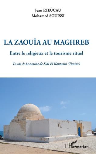 Couverture La zaouïa au Maghreb