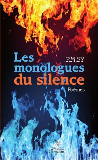 Couverture Les monologues du silence. Poèmes