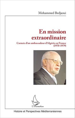 Couverture En mission extraordinaire