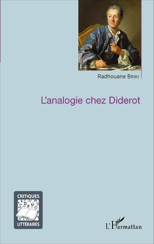 Couverture L'analogie chez Diderot