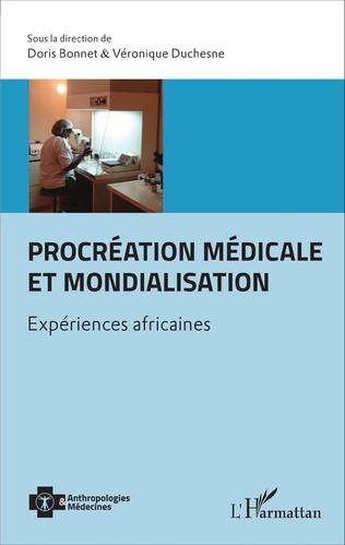 Couverture Procréation médicale et mondialisation