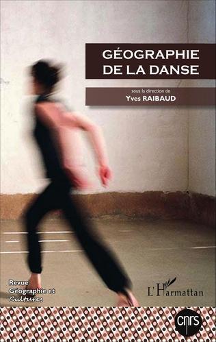 Couverture Géographie de la danse