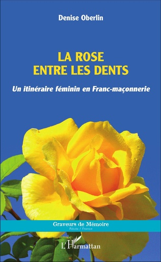 Couverture La rose entre les dents