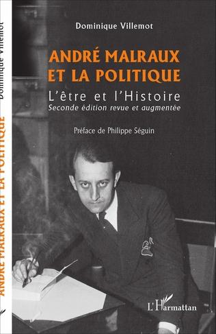 Couverture André Malraux et la politique