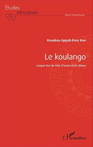 Couverture Le koulango