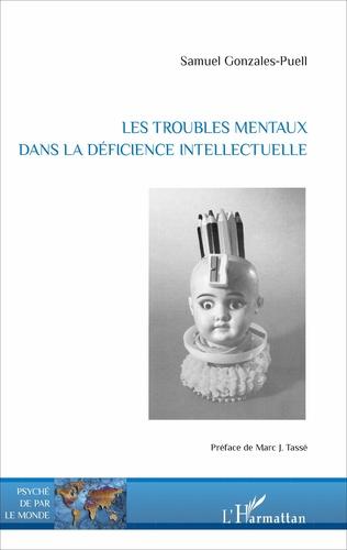 Couverture Les troubles mentaux dans la déficience intellectuelle