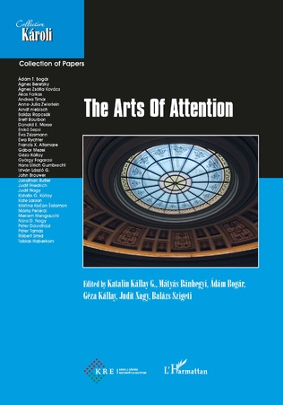 Couverture The Arts of Attention