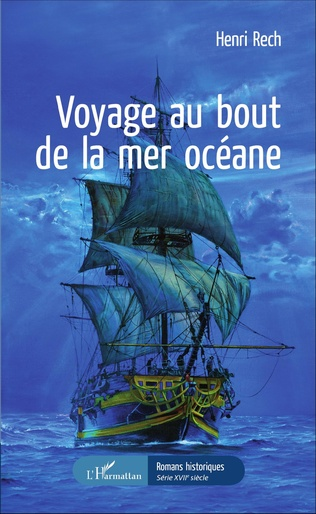 Couverture Voyage au bout de la mer océane