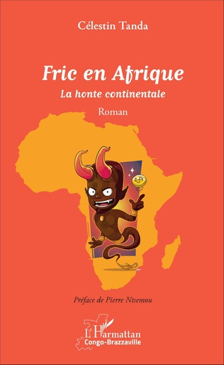 Couverture Fric en Afrique