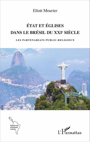 Couverture État et Églises dans le Brésil du XXIème siècle