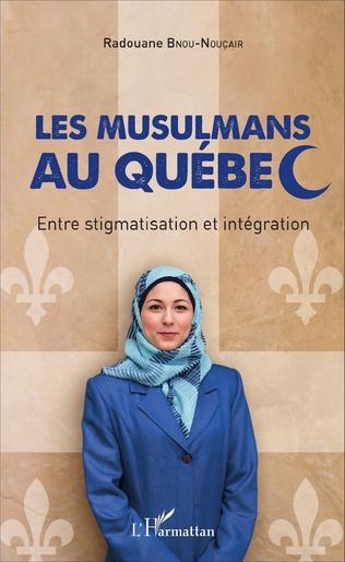 Couverture Les musulmans au Québec