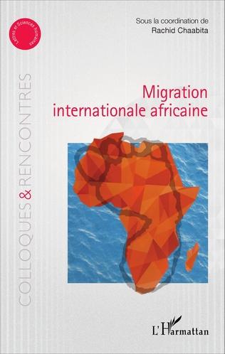 Couverture Migration internationale africaine