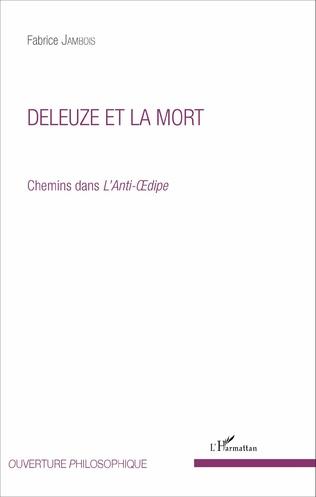 Couverture Deleuze et la mort