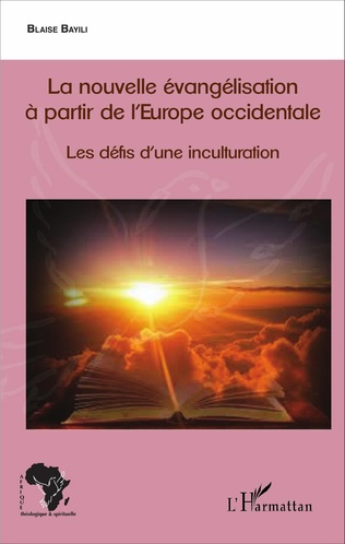 Couverture La nouvelle évangélisation à partir de l'Europe occidentale