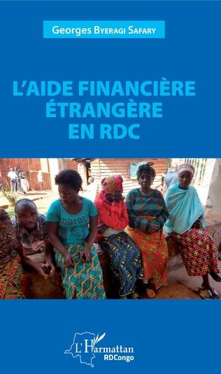 Couverture L'aide financière étrangère en RDC