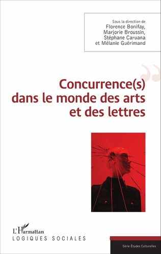 Couverture Concurrence(s) dans le monde des arts et des lettres