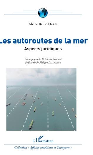 Couverture Les autoroutes de la mer