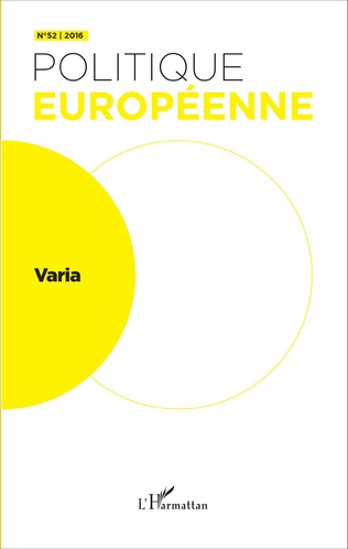 Couverture Varia