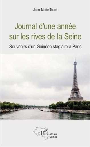 Couverture Journal d'une année sur les rives de la Seine