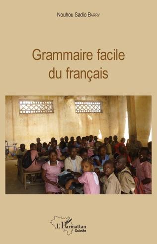 Couverture Grammaire facile du français