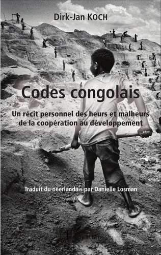 Couverture Codes congolais
