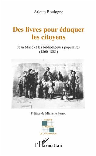 Couverture Des livres pour éduquer les citoyens