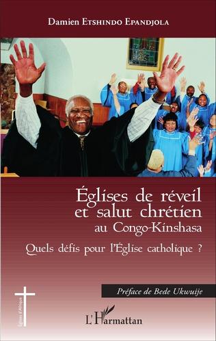 Couverture Eglises de réveil et salut chrétien au Congo-Kinshasa