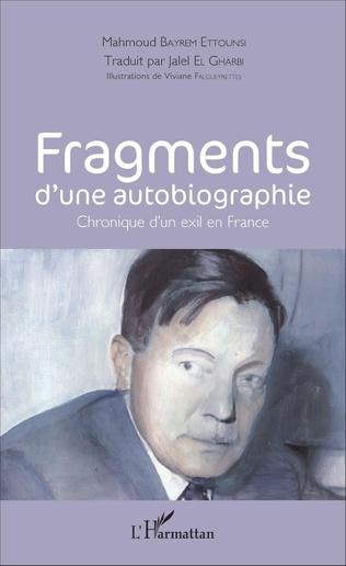 Couverture Fragments d'une autobiographie