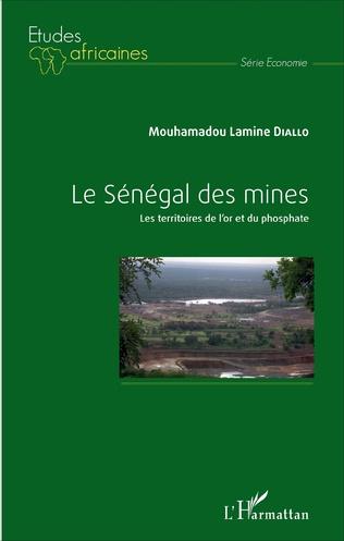 Couverture Le Sénégal des mines
