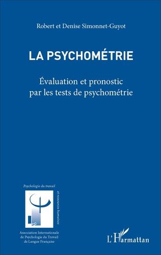 Couverture La psychométrie