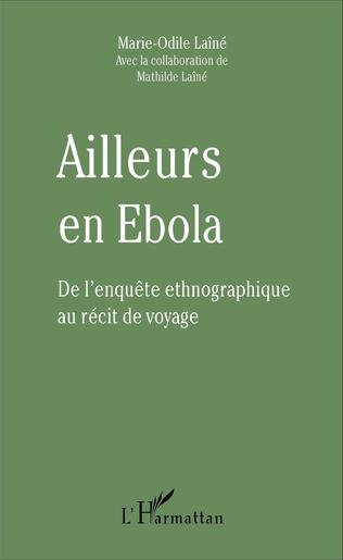 Couverture Ailleurs en Ebola