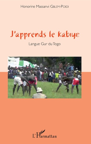 Couverture J'apprends le kabiye