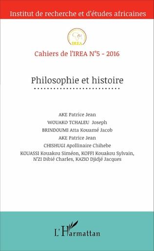 Couverture Philosophie et histoire