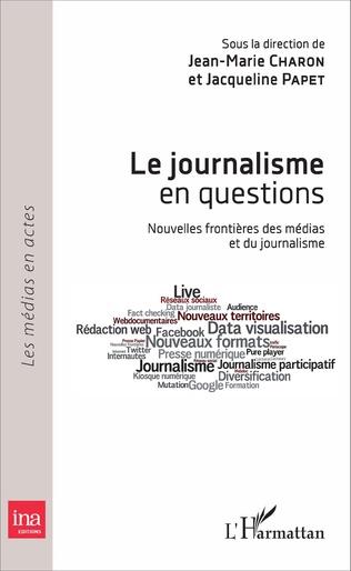 Couverture Le journalisme en questions
