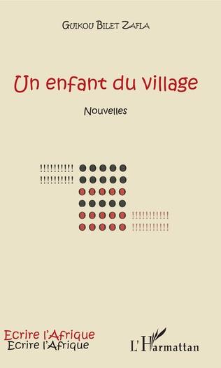 Couverture Un enfant du village