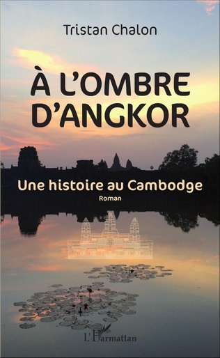 Couverture A l'ombre d'Angkor