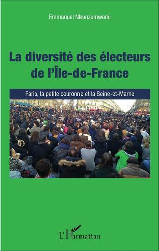 Couverture La diversité des électeurs de l'Île-de-France